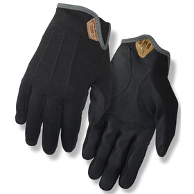 Giro D'Wool Bike Gloves Men black